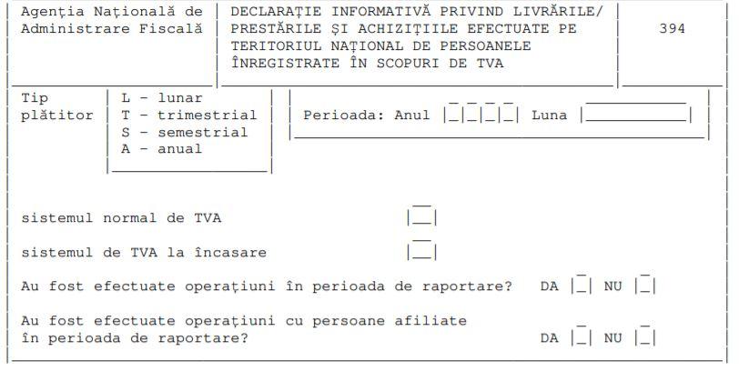 Incepand din septembrie, contabilii sunt obligati sa raporteze tranzactiile cu persoanele afiliate in D394