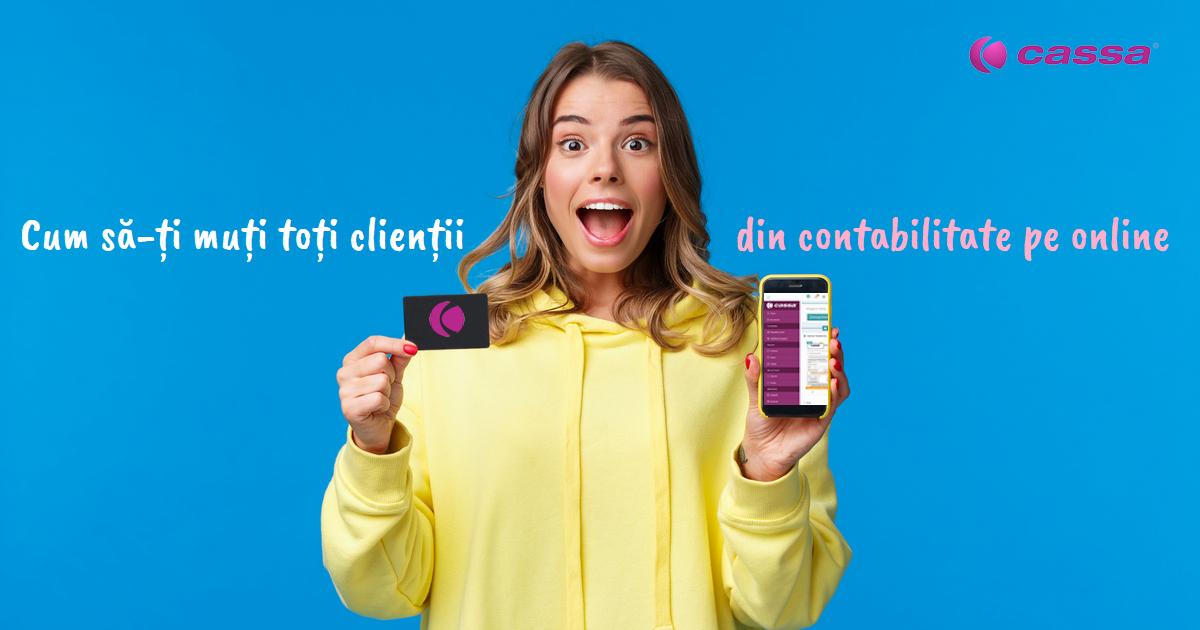Trecem la contabilitatea online? Acum, aveti toate actele, arhiva si comunicarea cu clientii chiar in telefon
