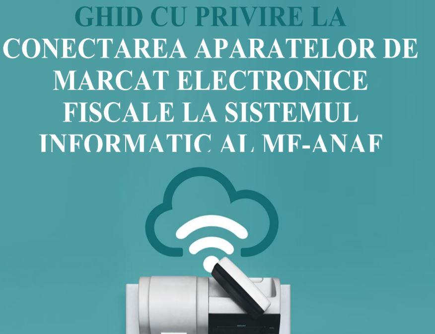 ANAF a publicat GHIDUL pentru conectarea caselor de marcat: termene, obligatii, pasi de urmat