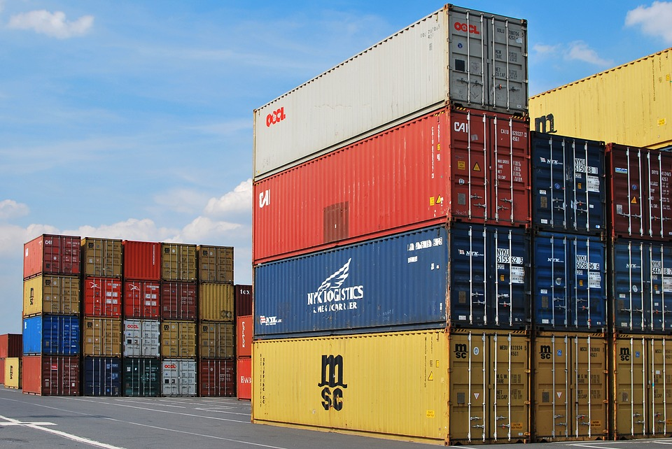 Scanner cu raze X in portul Constanta – noua dotare ANAF