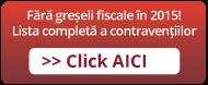 Cartea Rosie a Fiscalitatii 2015