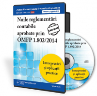 OMFP 3055/2009 a fost abrogat!