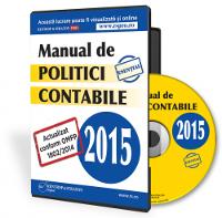 Manualul de Politici Contabile 2015