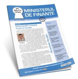 Pe Gaura Cheii: Ministerul de Finante. Informatii si sfaturi legislative
