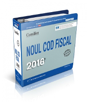 Noul Cod fiscal 2016 - aflati ce modificari vor intra in vigoare la 1 ianuarie