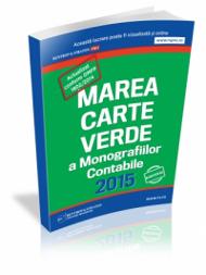 117 monografii contabile pentru a aplica corect modificarile din 2015