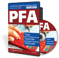 PFA: Taxe, Impozite si Deduceri - conform Codului fiscal 2016