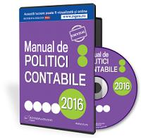 Manual de Politici Contabile, format editabil
