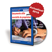 Documentele utile pentru Asociatiile de Proprietari